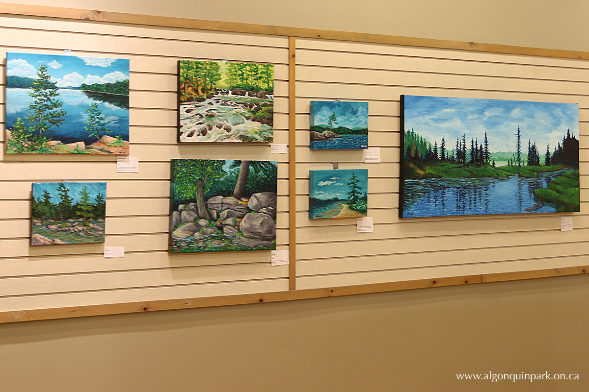 Along the Trail: Images Inspired by the Beauty of Algonquin Park