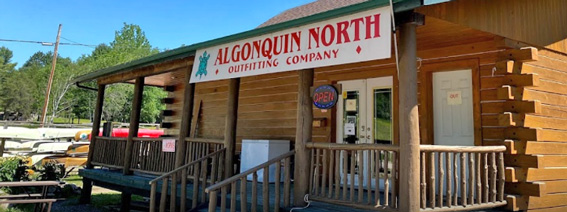 Recreation and Equipment at Algonquin North Wilderness Outfitter