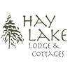 Hay Lake Lodge and Cottages Logo