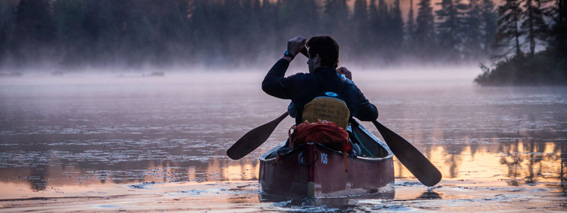 Guided Trips from Algonquin Log Cabin & Voyageur Quest