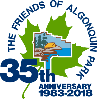 The Friends of Algonquin Park Celebrates 35 Years in 2018