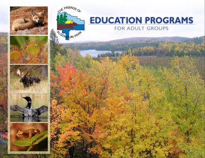 Group Education Adult Group Brochure