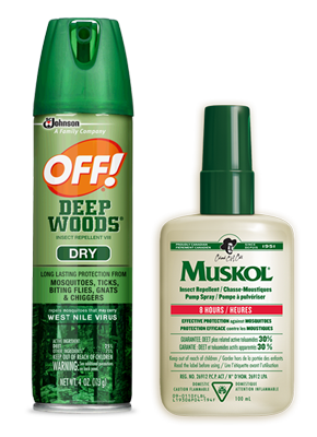 Sample Insect Repellents