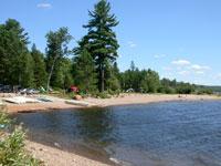 Kiosk Campground Algonquin Provincial Park The Friends Of