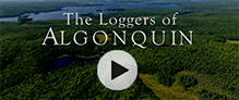 New Video: The Loggers of Algonquin