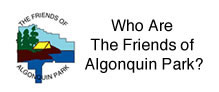 Video: Who Are The Friends of Algonquin Park?