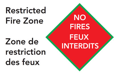 Restricted Fire Zone (RFZ)