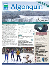Algonquin Park Winter Visitor Guide