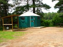 Yurts Algonquin Provincial Park The Friends Of